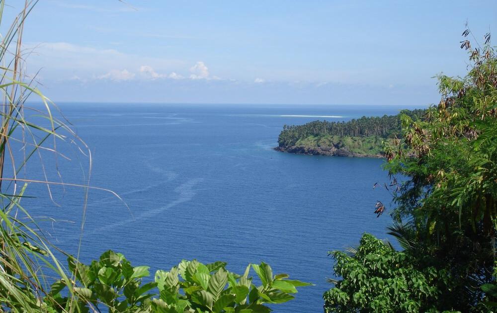 Camiguin Coast